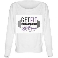 GetFit soft off shoulder LS