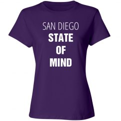 San Diego state of mind
