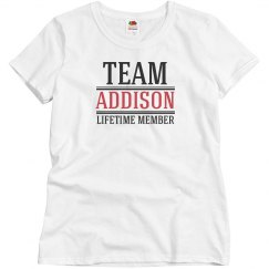 Team Addison