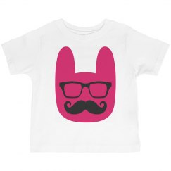 Toddler Easter Mustache Shirts