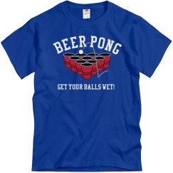 Beer Pong/Get Your Balls Wet!