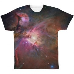 Orion Nebula Galaxy Space Print