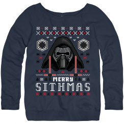 Ugly Sithmas Sweater VII