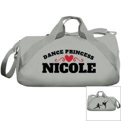 Nicole, dance princess
