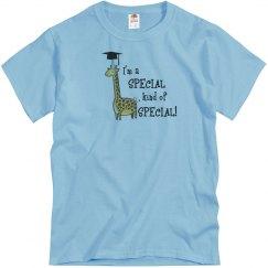 Giraffe Special blue