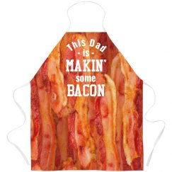 This Dad Is Makin' Some Bacon