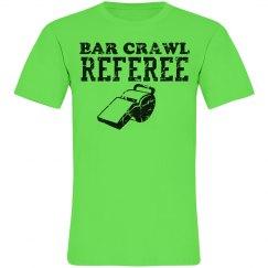 Bar Crawl Referee