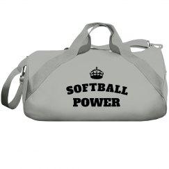 Softball power