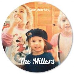 The Miller Family Photo