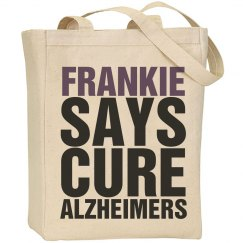Frankie Cure Alzheimers