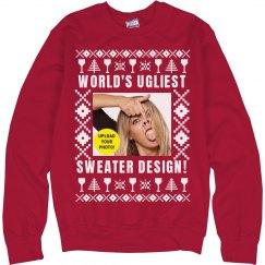 Create Your Own World's Ugliest Sweatshirt