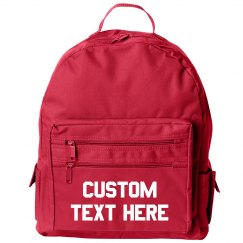Personalized Back To School Gear