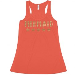 Gold Starfish Top