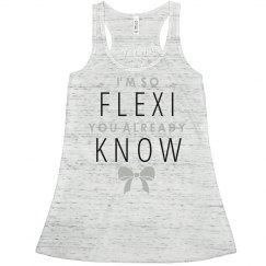 I'm So Flexi Cheer