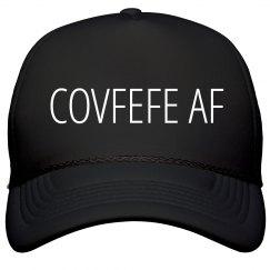 Covfefe AF Funny Trump Hat