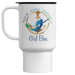Team Royal Republic Girlboss Mug