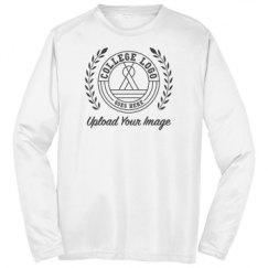 Unisex Athletic Performance Long Sleeve Tee
