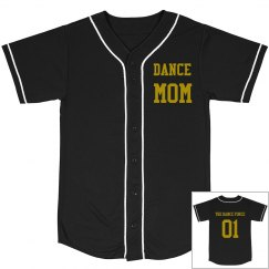 DANCE MOM JERSEY (UNISEX SIZE)