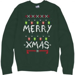One Strange Xmas Sweater