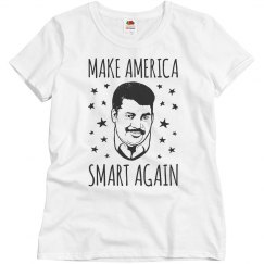 Simple Make America Smart Again