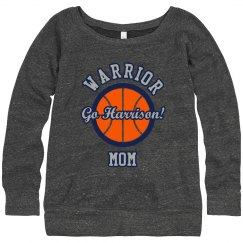 Basketball Warrior Mom