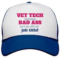 Vet Tech Hat