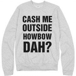 Howbow Dah Funny Loungewear