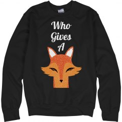 Who Gives a Fox
