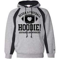 Design Football Hoodies
