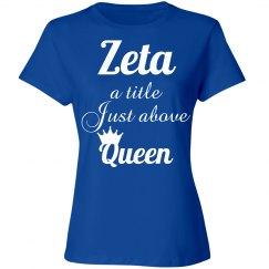 Zeta Queen