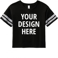 Design Your Own Crop Top