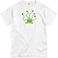 Alien - Unisex Fruit of the Loom Cotton Tee