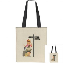 Blonde FGT Tote Bag