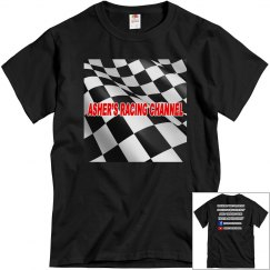 Asher's Racing Channel t-shirt