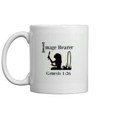 image bearer mug