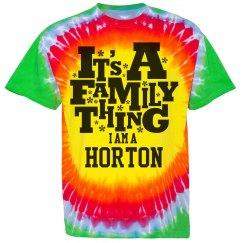 hORTON FAMILY TEE