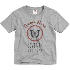 Sasha's Seventh