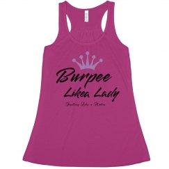 Burpee Like a Lady