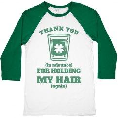 St. Patrick's Drinking Shirts