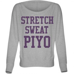 Stretch Sweat PiYo #2