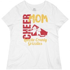 Grizzlies Cheer Mom Plus