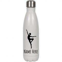 Custom Dance Water Bottle