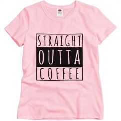 Straight Outta Coffee