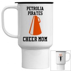 Cheer Mom Mug- 1 kid, peewee