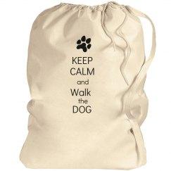 KEEP CALM and WALK  the