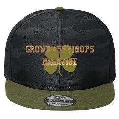 Grown Ass Pinups Magazine Lucky Hat