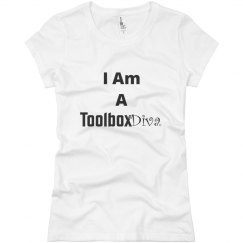 I Am a ToolBox Diva