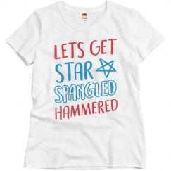Let's Get Star Spangled Hammered