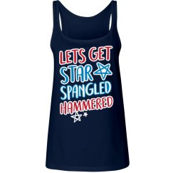 Star Spangled Hammered Ladies