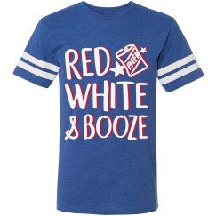 Red, White, & Booze 4th of July